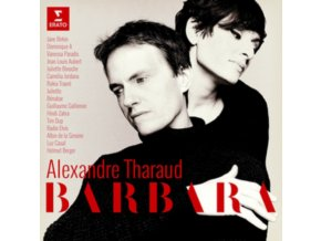 Alexandre Tharaud - Barbara (Music CD)
