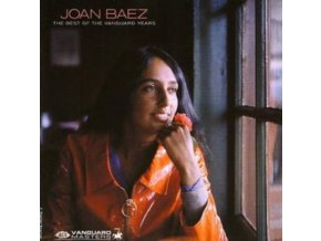 JOAN BAEZ - Best Of The Vanguard Years (CD)