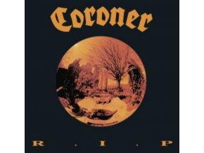 Coroner - R.I.P. (Music CD)