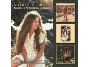 Nicolette Larson - Nicolette/In the Nick of Time/Radioland (Music CD)