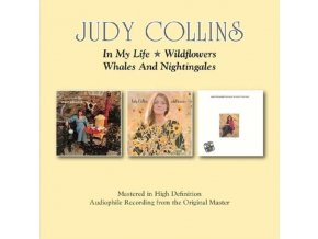 Judy Collins - In My Life/Wildflowers/Whales & Nightingales (Music CD)