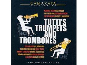 Various Artists - Tutti's Trumpets And Trombones (Arranged By Tutti Camarata)
