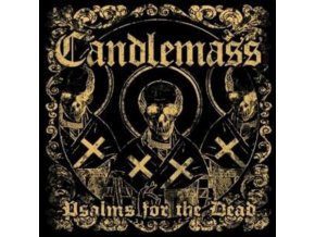 Candlemass - Psalms For the Dead (Music CD)
