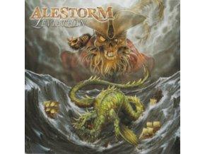 Alestorm - Leviathan (Music CD)