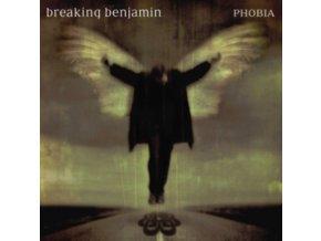 Breaking Benjamin - Phobia (Music CD)