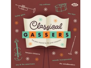 VARIOUS ARTISTS - Classical Gassers (CD)