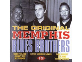 VARIOUS ARTISTS - The Original Memphis Blues Brothers (CD)