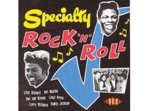 VARIOUS ARTISTS - Specialty RockNRol (CD)