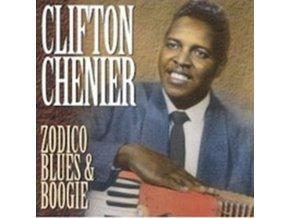 CLIFTON CHENIER - Zodico Blues & Boogie (CD)