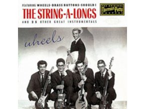 STRING-A-LONGS - Wheels (CD)