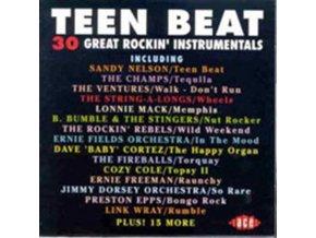 VARIOUS ARTISTS - Teen Beat 30 Great.. (CD)