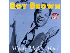 RAY BROWN - Mighty Mighty Man (CD)