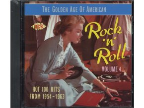 VARIOUS ARTISTS - Golden Age Of Rock And Roll - Vol 4 (CD)