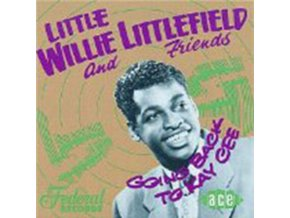 WILLIE LITTLEFIELD - Going Back To Kay Ce (CD)
