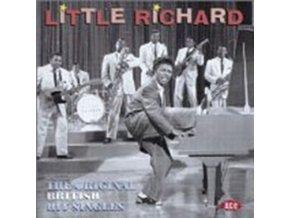LITTLE RICHARD - Original British Hit (CD)