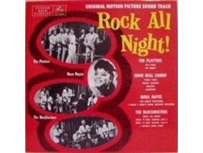 VARIOUS ARTISTS - Rock All Night (CD)