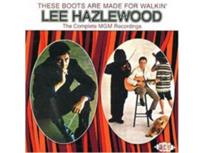 LEE HAZLEWOOD - These Boots Are Made For Walking (CD)