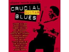 VARIOUS ARTISTS - Crucial Guitar Blues (CD)