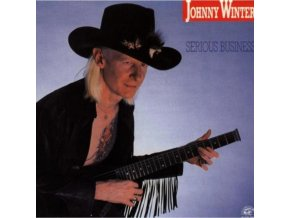 JOHNNY WINTER - Serious Business (CD)