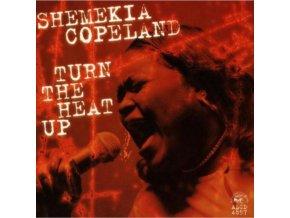 SHEMEKLA COPELAND - Turn The Heat Up (CD)