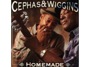 CEPHAS & WIGGINS - Homemade (CD)