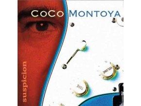 COCO MONTOYA - Suspicion (CD)