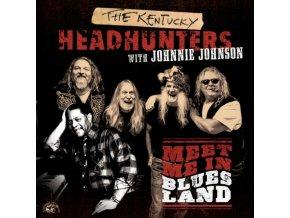 KENTUCKY HEADHUNTERS WITH JOHNNIE JOHNSON - Meet Me In Bluesland (CD)
