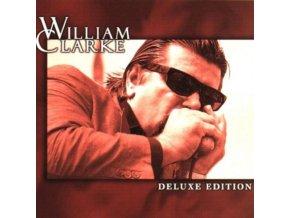 WILLIAM CLARKE - Deluxe Edition (CD)