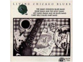 VARIOUS ARTISTS - Living Chicago Blues Vol 1 (CD)