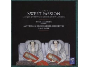 AUSTRALIAN BRANDENBURG OR - If LoveS A Sweet Passion (CD)
