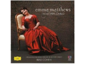 VARIOUS ARTISTS - Emma Matthews In Monte Carlo (CD)