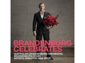 AUSTRALIAN BRANDENBURG OR - Brandenburg Celebrates (CD)
