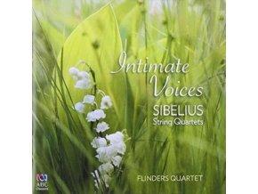 GENEVIEVE LACEY / FLINDERS QUARTET - Intimate Voices - Sibelius String Quartets (CD)