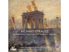 MELBOURNE SYMPHONY ORCHESTRA - Strauss/Orch Works (CD)