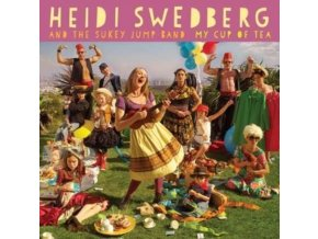 HEIDI SWEDBERG AND THE SUKEY J - My Cup Of Tea (CD)