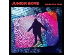 JUNIOR BOYS - Big Black Coat (CD)