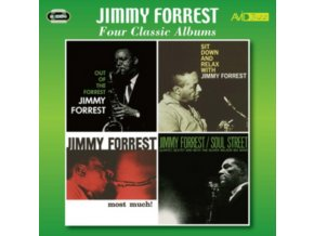 JIMMY FORREST - Four Classic Albums (CD)