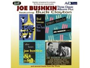 JOE BUSHKIN & BUCK CLAYTON - Three Classic Albums Plus (CD)