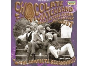 CHOCOLATE WATCHBAND - Melts In Your Brain Not On Your Wris (CD)