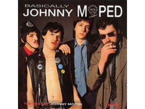 MOPED JOHNNY - Basically (CD)