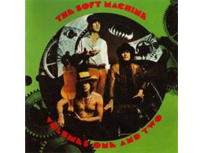 SOFT MACHINE - Soft Machine - Vol 1 & 2 (CD)