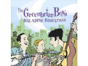 GREENBRIAR BOYS - Big Apple Bluegrass (CD)