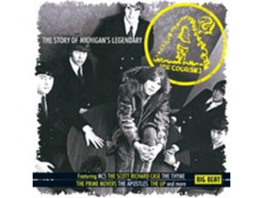 VARIOUS ARTISTS - The Story Of MichiganS Legendary (CD)