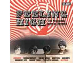 VARIOUS ARTISTS - Feeling High - The Psychedelic Sound Of Memphis (CD)