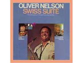 OLIVER NELSON - Swiss Suite (CD)