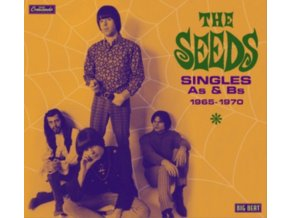 SEEDS - Singles AS & BS 1965-1970 (CD)