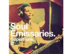 VARIOUS ARTISTS - Soul Emissaries - Superfunk (CD)