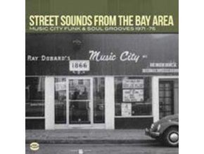 VARIOUS ARTISTS - Street Sounds From The Bay Area (CD)