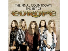 EUROPE - The Final Countdown - The Best Of (CD)