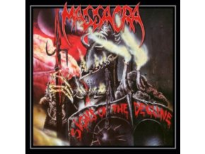 MASSACRA - Signs Of The Decline (CD)